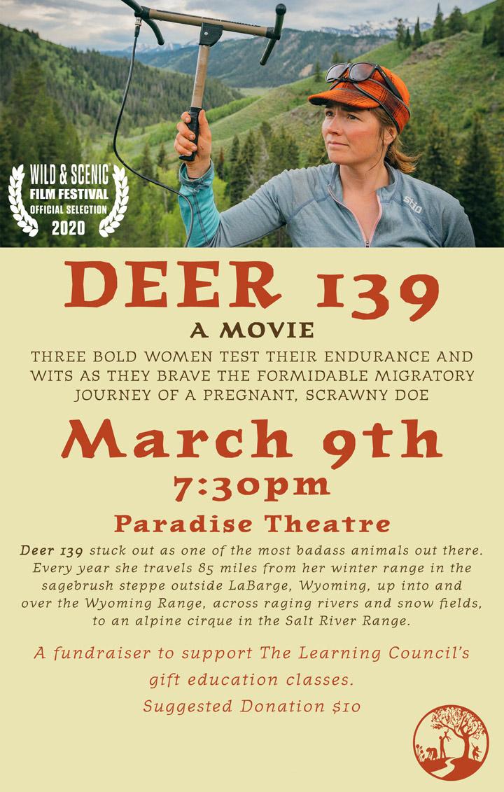 Deer 139 poster
