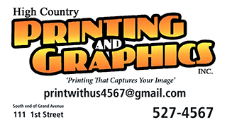 High Country Printing logo