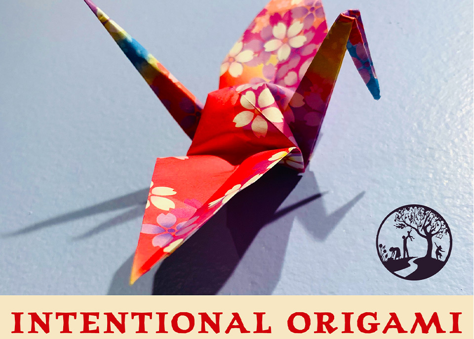 Intentional Origami