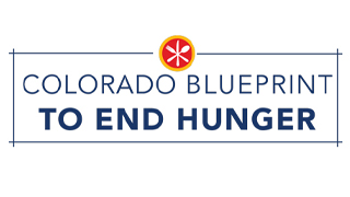 Colorado Blueprint to End Hunger Logo