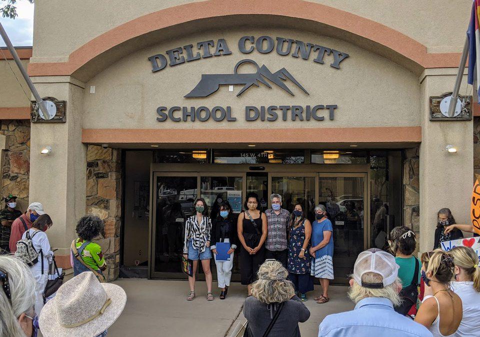 Social Justice in Delta County School District