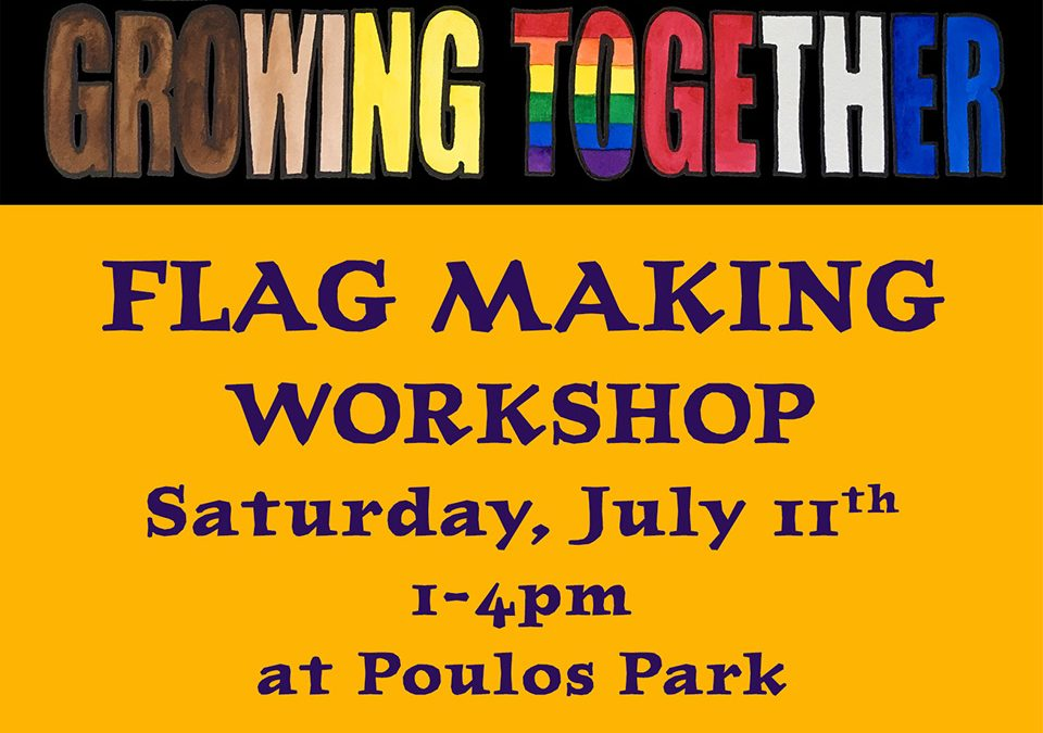 Flag Making Workshop