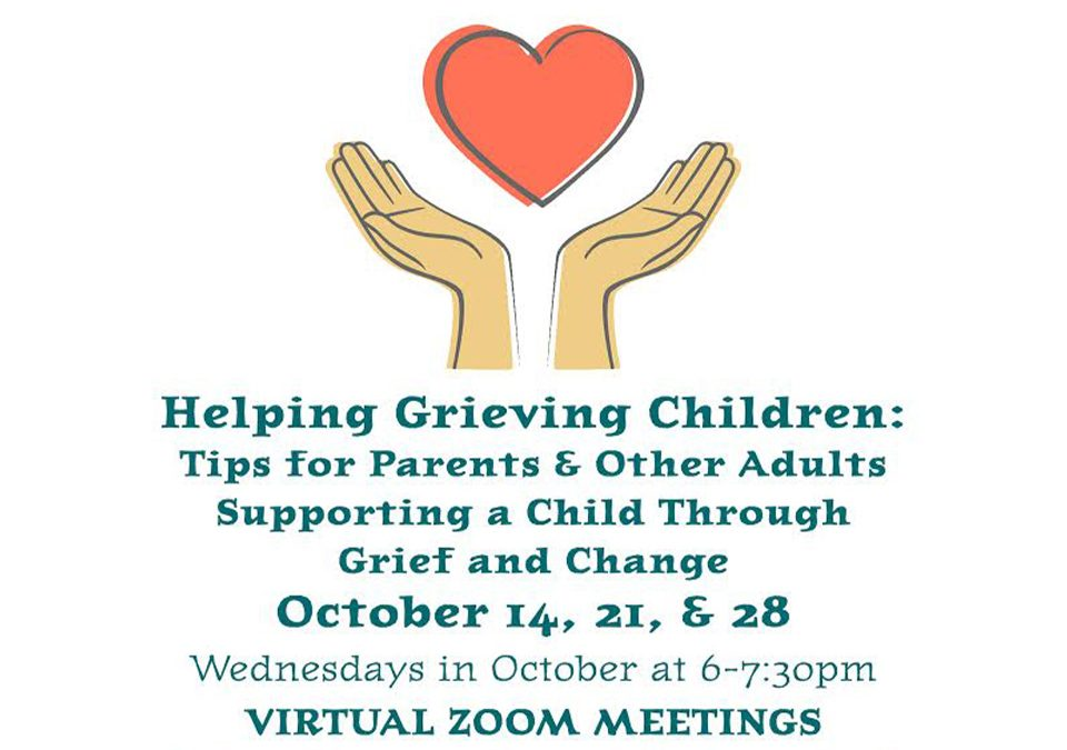 Helping Grieving Children