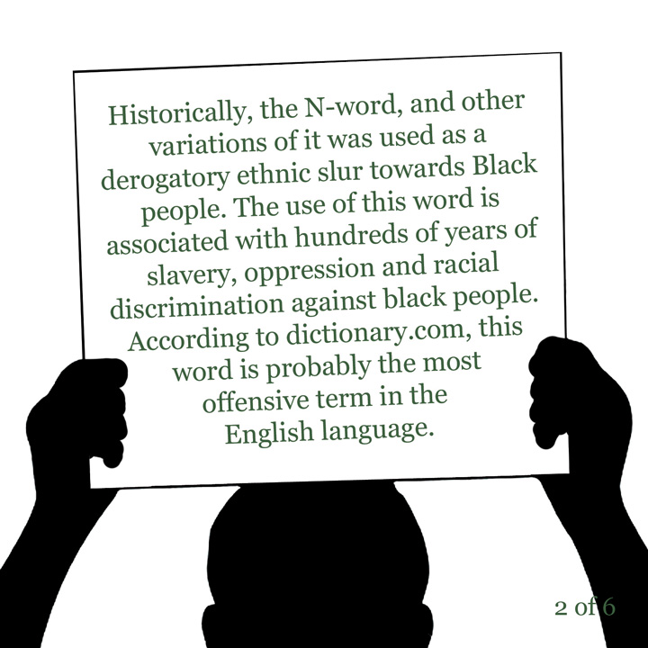 The N-Word history