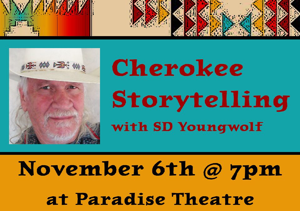 Cherokee Storytelling