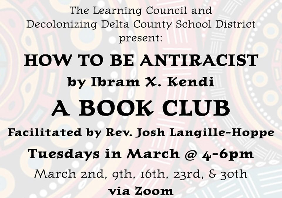 Book Club: How to be Antiracist
