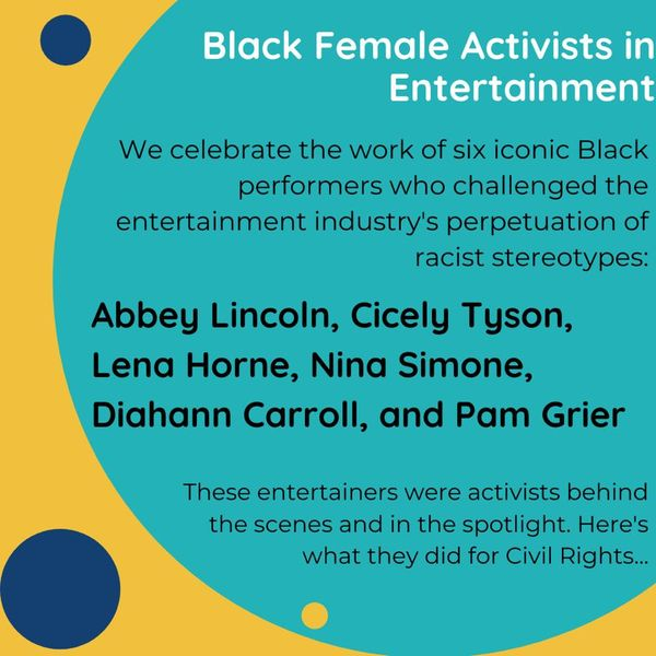 Black Female Artists info image