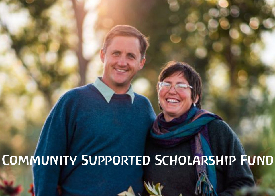 Community Supported Scholarship Fund