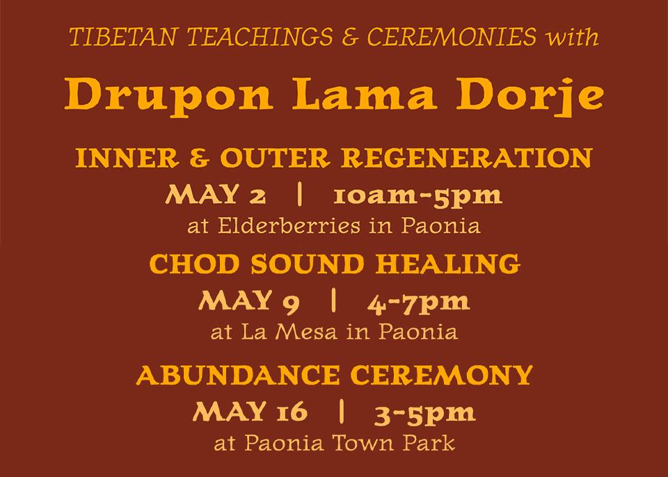 Drupon Lama Dorje