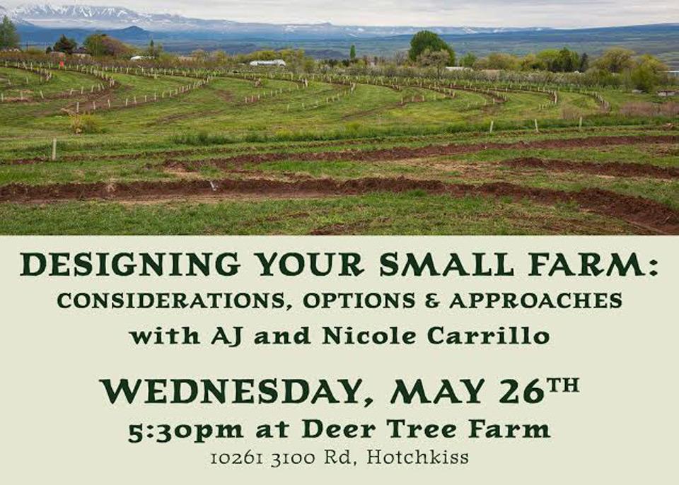 Designing Your Small Farm