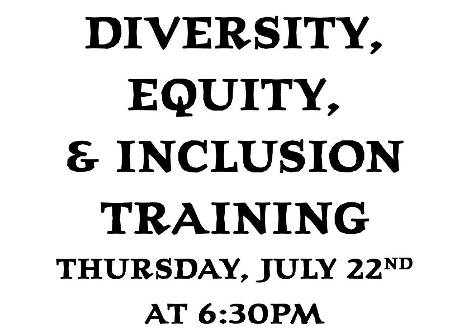 Diversity, Equity and Inclusion Video