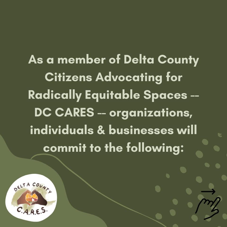 DC CARES member
