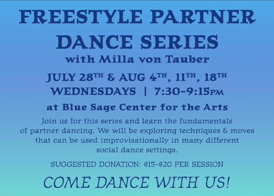 Freestyle Partner Dance Series