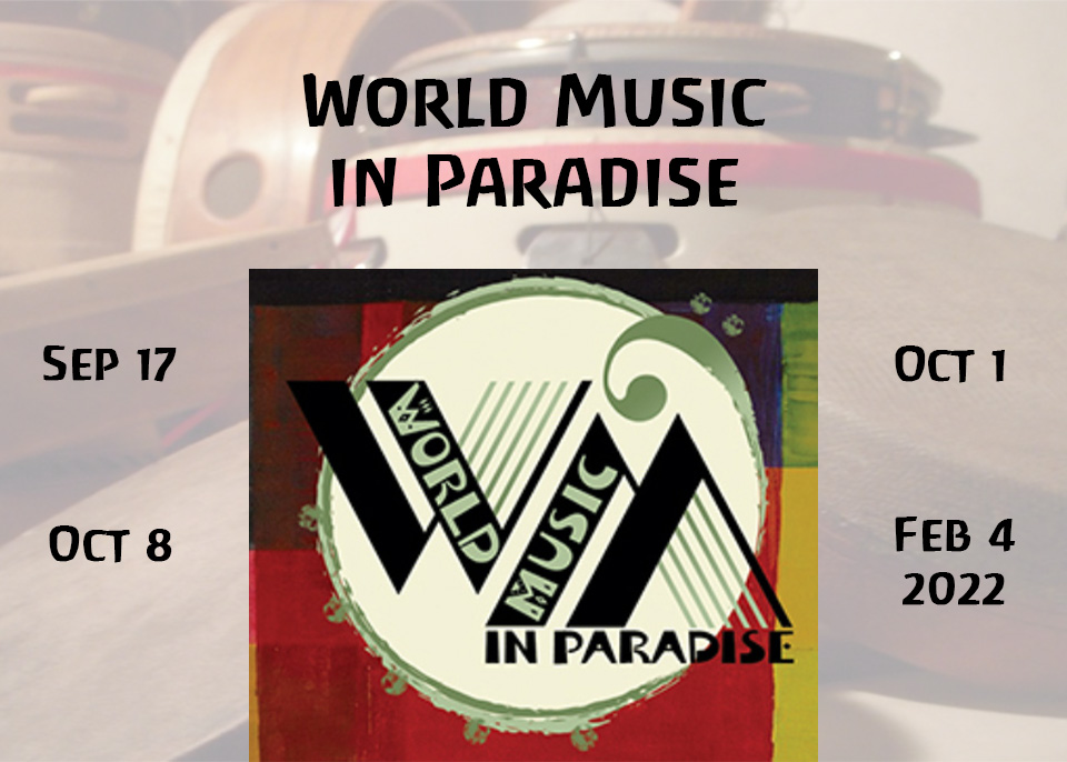 World Music in Paradise