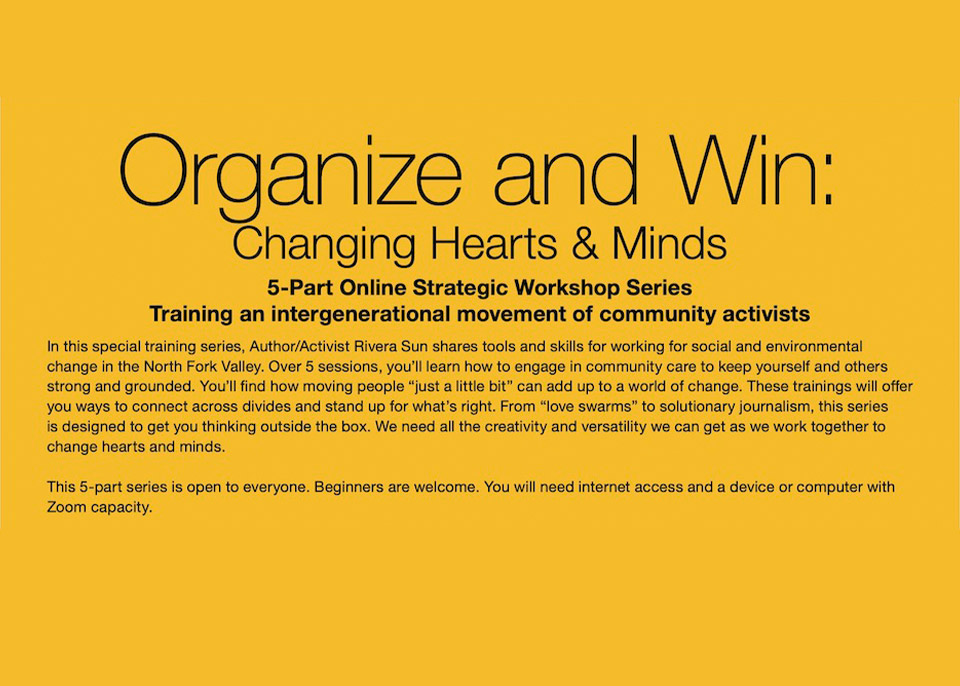 Organize and Win