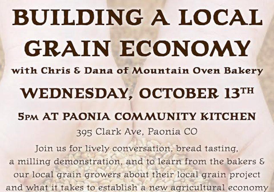 Building a Local Grain Economy